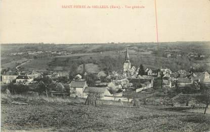 """CPA FRANCE 27 """" St Pierre de Bailleul, Vue générale""""."""