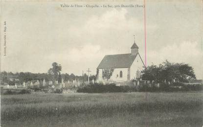 """CPA FRANCE 27 """" Près de Damville, La chapelle""""."""