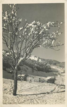 "CARTE PHOTO FRANCE 74 "" Morzine""."