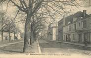 "33 Gironde CPA FRANCE 33 ""Libourne, le cours Tourny et ses promenades"""