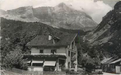 """CPSM FRANCE 74 """" Servoz, L'Hôtel des Gorges de la Diosaz""""."""