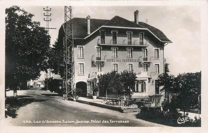 "CPSM FRANCE 74 "" St Jorioz, Hôtell des Terrasses""."