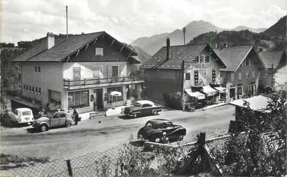 """CPSM FRANCE 74 """"Onnion, Le village""""."""