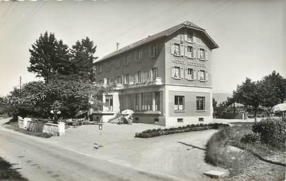 """CPSM FRANCE 74 """"Messery, Hôtel Bellevue du Clos Ste Marie""""."""