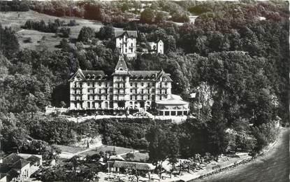 """CPSM FRANCE 74 """"Menthon St Bernard, Le palace""""."""