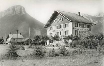 """CPSM FRANCE 74 """"Doussard, Hôtel de l'Arcalod""""."""