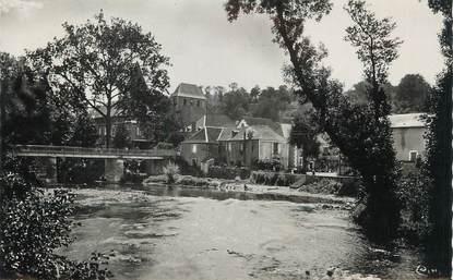 """CPSM FRANCE 24 """" Tourtoirac, Le pont et l'abbaye""""."""