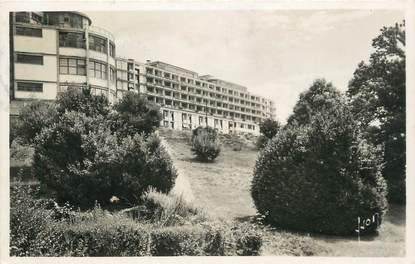 """CPSM FRANCE 24 """" Clairvivre, L'Hôtel Sanatorium et les Magasins Généraux""""."""