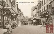 "24 Dordogne CPA FRANCE 24 "" Périgueux, Rue Taillefer""."