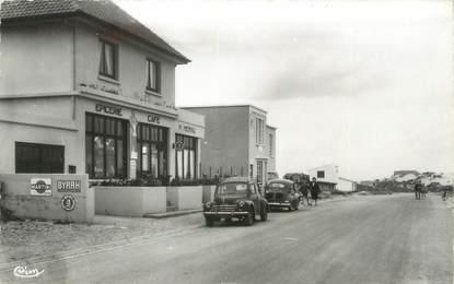 """CPSM FRANCE 62 """" Ste Cécile Plage, Boulevard Ste Cécile""""."""