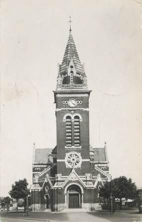 """CPSM FRANCE 62 """" Vendin le Vieil, L'église""""."""