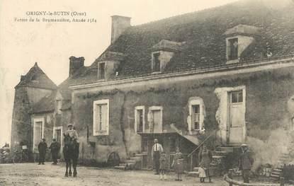 """CPA FRANCE 61 """" Origny le Butin, Ferme de la Brumansière""""."""