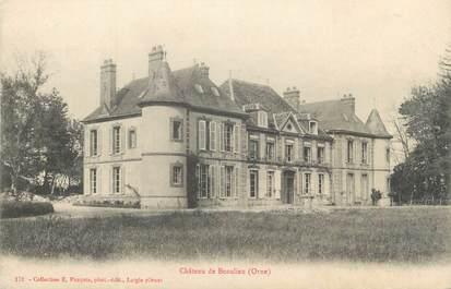 "CPA FRANCE 61 "" Beaulieu, Le château""."