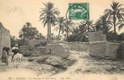 "Algerie CPA ALGERIE ""Biskra, un chemin de Bab Darb"""