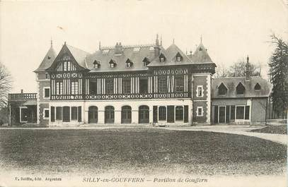 "CPA FRANCE 61 "" Silly en Gouffern, Le pavillon""."