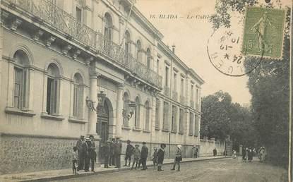 "CPA ALGERIE ""Blida, le collège"""