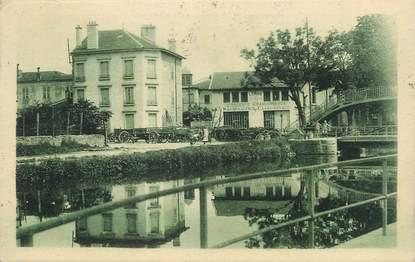 """CPA FRANCE 54 """"Toul, Le canal à St Mansuy""""."""