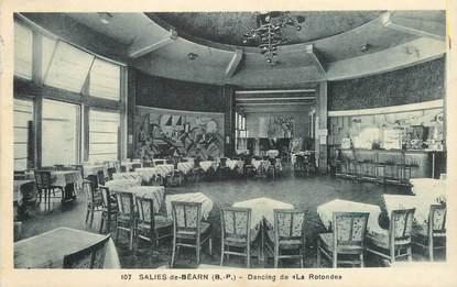 """CPA FRANCE 64 """"Saliès de Béarn, Dancing de la Rotonde""""."""