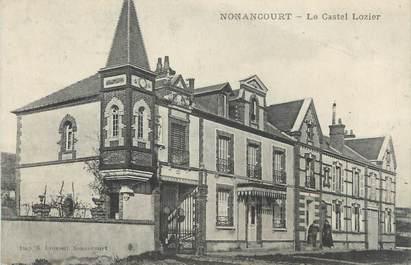 """CPA FRANCE 27 """" Nonancourt, Le Castel Lozier""""."""