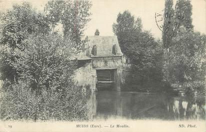 "CPA FRANCE 27 ""Muids, Le Moulin""."