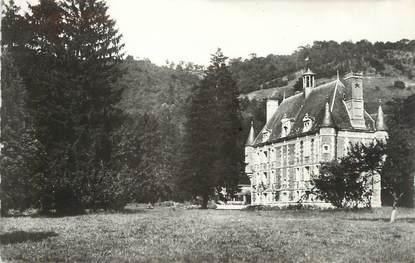 """CPSM FRANCE 27 """" Amfreville, Château de Canteloup""""."""