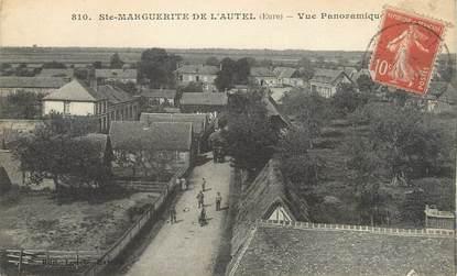 """CPA FRANCE 27 """" Ste Marguerite de l'Autel, Vue panoramique""""."""