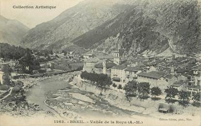 "CPA FRANCE 06 ' Breil, Vallée de la Roya""."
