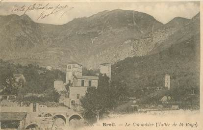 "CPA FRANCE 06 ' Breil, Le Colombier""."