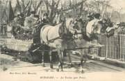 "13 Bouch Du Rhone CPA FRANCE 13 ""Aubagne, Le carnaval, la troïka"""