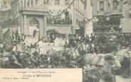 """13 Bouch Du Rhone CPA FRANCE 13 """"Aubagne, Les Fêtes de la Charité, Le char de Mireille""""."""