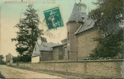"CPA FRANCE 76 ""Boisguillaume, Le Val Joli""."