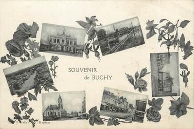 """CPA FRANCE 76 """"Buchy, Vues""""."""