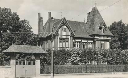"""CPSM FRANCE 76 """" Déville les Rouen, Maison Normande""""."""
