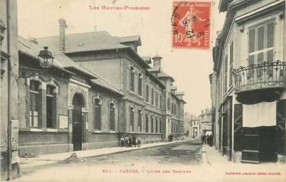 "CPA FRANCE 65 '' Tarbes, Lycée des garçons""."