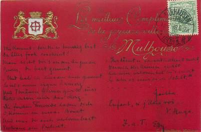"CPA FRANCE 68 "" Mulhouse""."