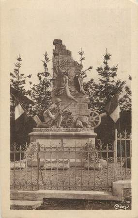 "CPA FRANCE 25 ""Etalans, Le monument aux morts""."