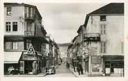 """25 Doub CPSM FRANCE 25 """"Pontarlier, Rue de la gare""""."""