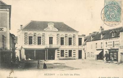 """CPA FRANCE 14 """" Mézidon, Salles des fêtes""""."""