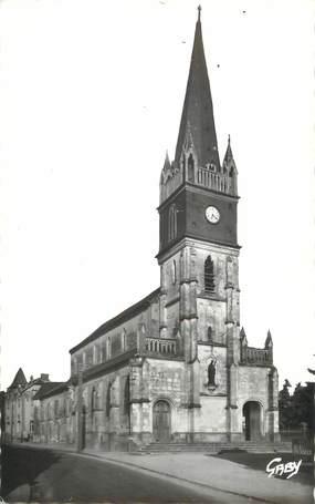 """CPSM FRANCE 14 """"Livarot, L'église""""."""