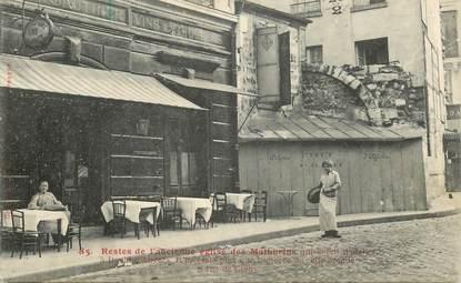 "CPA FRANCE 75005 ""Paris, rue des Mathurins"""