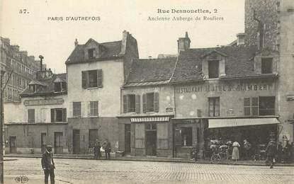 """CPA FRANCE 75015 """"Paris, Rue Desnouettes"""""""
