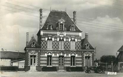 "CPSM FRANCE 27 "" Quittebeuff, La Mairie""."