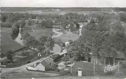 """CPSM FRANCE 27 """"Marcilly sur Eure, Panorama de la vallée de l'Eure""""."""