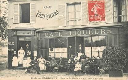 """CPA FRANCE 92 """"Nanterre, Place de la Boule, Maison Cardinet"""""""