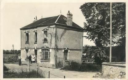 "CPSM FRANCE 14 "" Merville - Franceville, La Poste""."