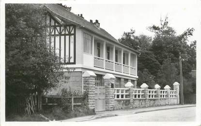 """CPSM FRANCE 14 """" Merville - Franceville, Pavillon de l'Union des Aveugles de Guerre""""."""