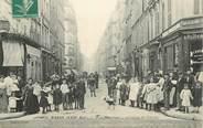 """75 Pari CPA FRANCE 75017 """"Paris, rue Gauthey, avenue de Clichy"""""""