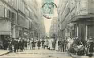 "75 Pari CPA FRANCE 75017 ""Paris, rue Sauffroy, avenue de Clichy"""