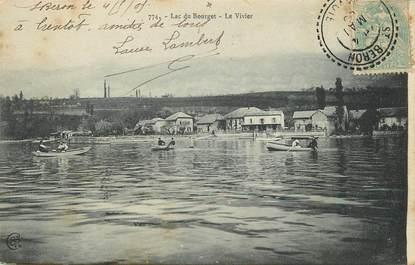 "CPA FRANCE 73 ""Lac du Bourget"""