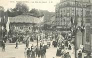 """94 Val De Marne CPA FRANCE 94 """"Vincennes, la fête du pays"""" / MANEGE"""